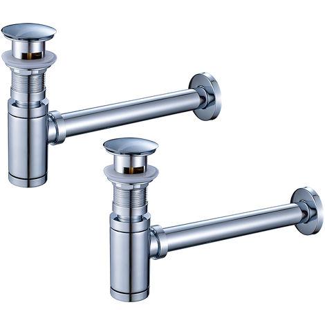 Auralum Mezclador de lavabo negro grifo de agua de ba/ño mezclador de lavabo grifo monomando grifo de ba/ño grifo mezclador