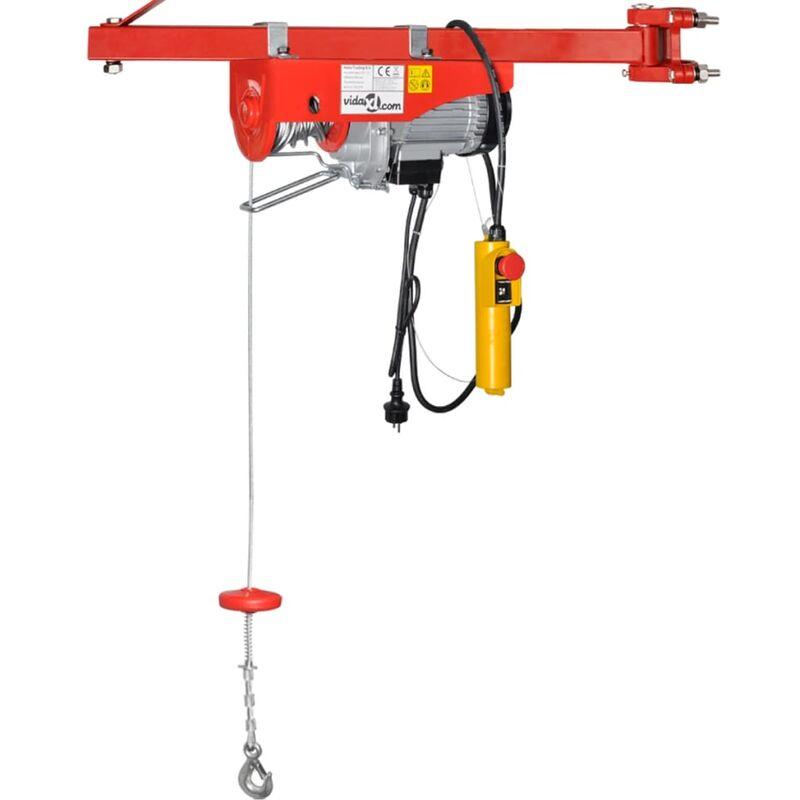 Elektrischer Seilhebezug 1300 W 400//800 kg