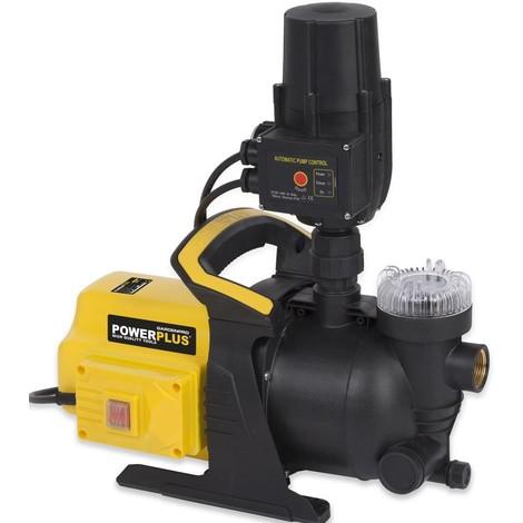 Elektro Gartenpumpe Drucksteuerung Druckpumpe Brunnenpumpe Wasserpumpe 600 Watt