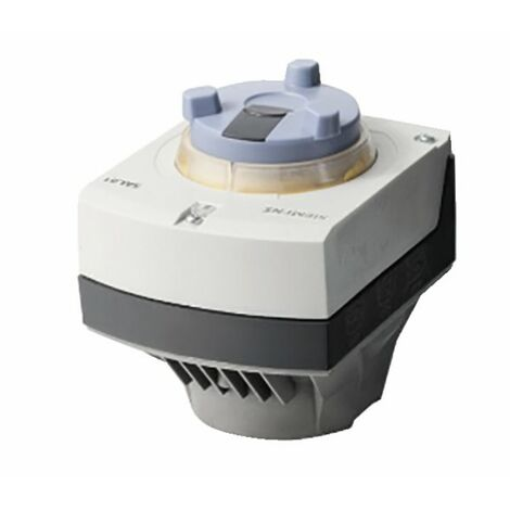 Elektromotorischer Drehantrieb SAL31.03T10, 10 Nm, 90°, AC 230 V, 3P, 30 s - SIEMENS: SAL31.03T10