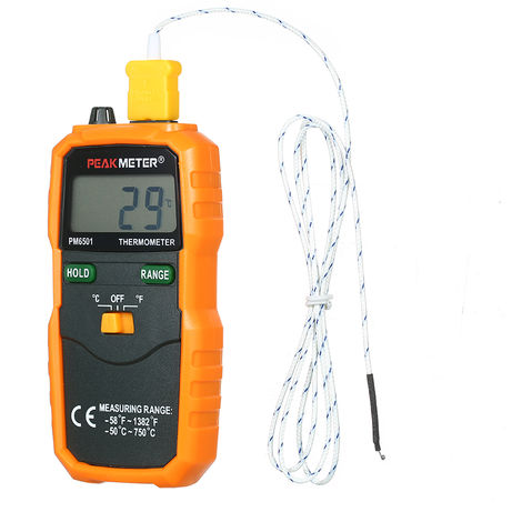 Elektronisches Thermometer mit Thermoelementf¨¹hler