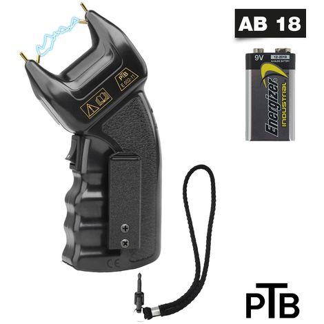 Elektroschocker - PTB - Power 200.000 V inkl. Sicherheitsleine