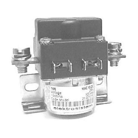 Elektrosistem 21.001060 Contacteur monobloc MAC-15 - DC 12V 920mA