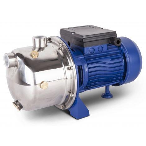 ELEM PUMPS PRO JEX100 - Bomba eléctrica autocebante JET para jardinería y presurización 1.0 hp 230v. Cuerpo de bomba en hierro fundido