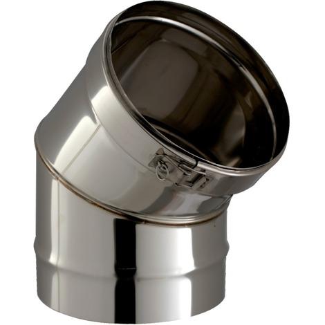 Element condensor cd coude 45° 150 ec45150cd