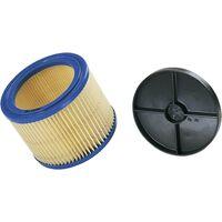 Filtre Pour Bosch GAZ 12-30 F Professional Élément de Filtre Filtre Plissé gaz 12-30 F