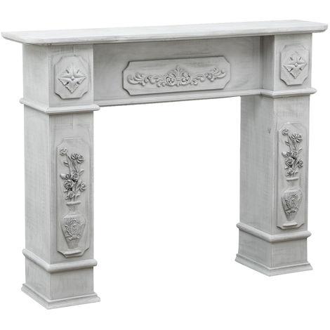 Elément décoratif pour cheminée