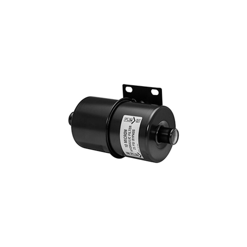 Maximum Performance Glass In-Line Hydraulic Filter BALDWIN -PT8435-MPG - -