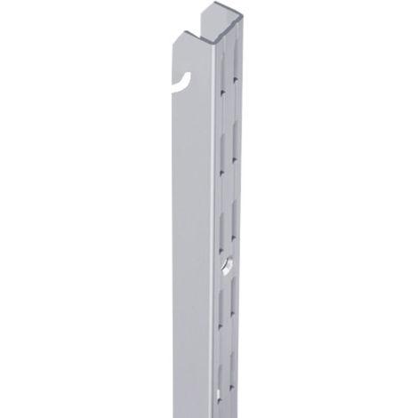 Element System Easy 50 Hängeschiene H 2000 weißalu