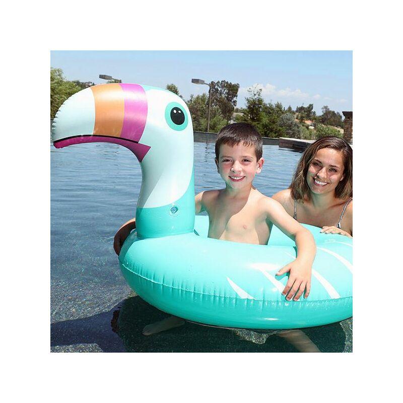 Éléments bouées pour piscine Toucan (96 x 87 x 85 cm)