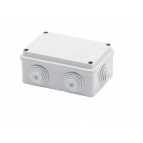 ELERGY 4005 CASSETTA DERIVAZIONE CON PASSACAVI COPERCHIO A VITE 120X80X65MM IP55