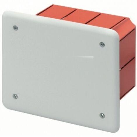 ELERGY 8004 CASSETTA DERIVAZIONE DA INCASSO CON COPERCHIO 153X98X70MM