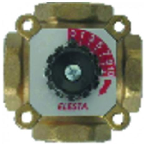 "Elesta mixing valve 4 way type h4mg25 ff1"" - E.R.E REGULATION : H4MG25-8"
