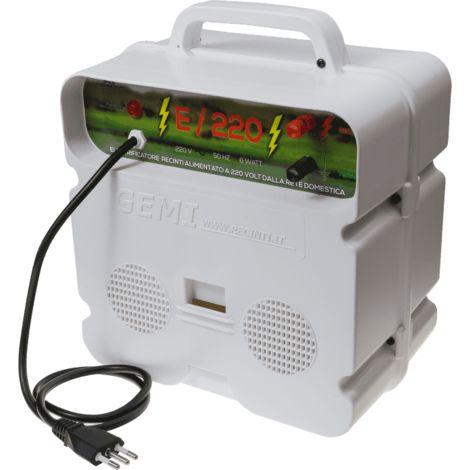 Elettrificatore E/220 Per Recinti Elettrici Recinzioni Elettrificate Recinzione Da Pascolo 220 V Per Animali Cinghiali Cavallo Mucca Maiali