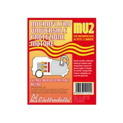 Elettrodelta MU2 Filtro universale protezione motore