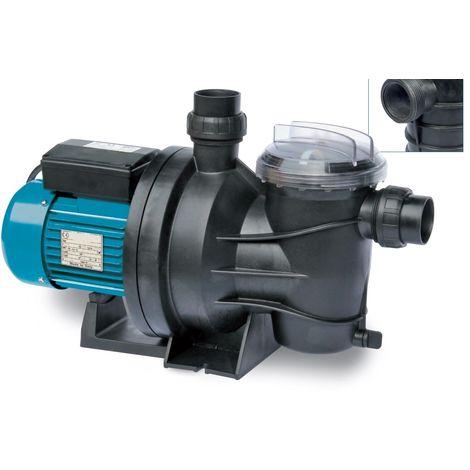 ELETTROPOMPA per PISCINA HP 1,5 Pompa Monofase con prefiltro 1200 W 380 lt/min