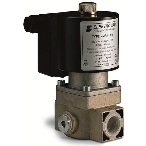 Elettrovalvola gas da un pollice e mezzo Perry 1EVEV008