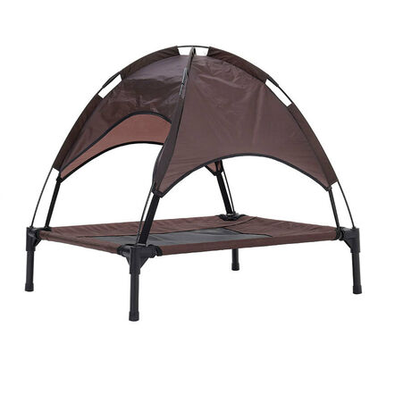 Elevated Raised Pet Bed Dog Puppy Canopy Portable Outdoor Waterproof