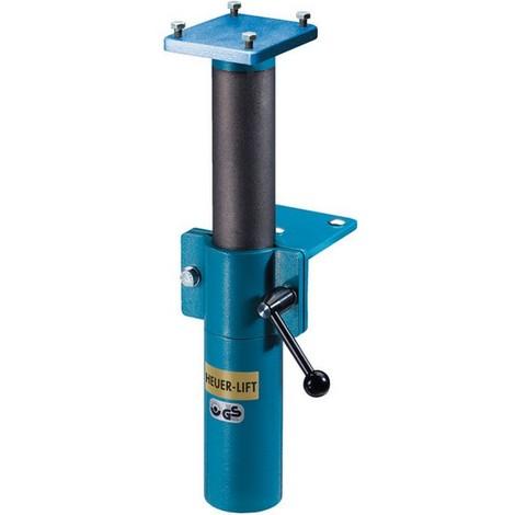 Elévateur automatique, Pour Larg. : de mors : 120 mm, Pas des trous 98 x 76 mm, Dimension des trous M8, Poids : 8 kg