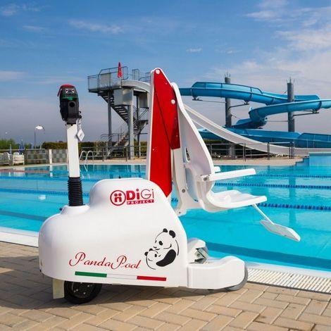Elévateur mobile pour piscine Panda Pool