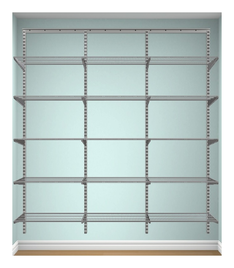 Image of Elfa A Place For Everything - Elfa Garage Shelving - Best Selling Solution 1