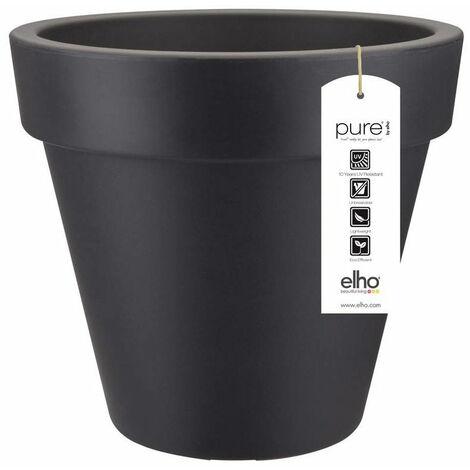 Elho® Pure Rond anthracite