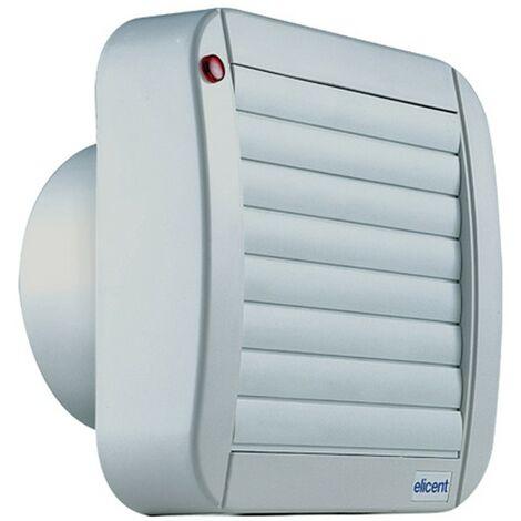 Elicent Ventilateur extracteur avec grille Electric ECO 150 2MU6502