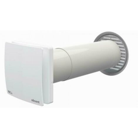 ELICENT VENTILATION UNIT WITH HEAT RECOVERY REC DUO 100 2RC1100