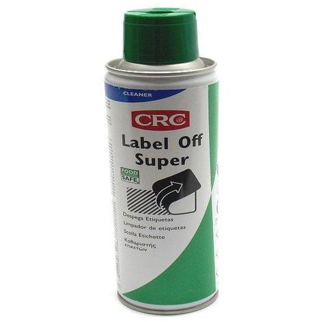 Eliminador de adhesivo Label Off Super 250ml Spray CRC