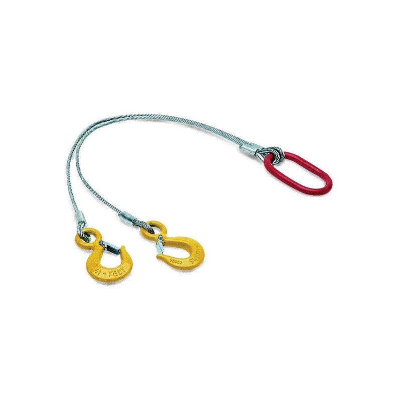 Appareil De Levage-matisere - Elingue de levage avec cable galva