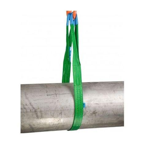 Elingue sangle plate - CMU 2000 kg - plusieurs longueurs