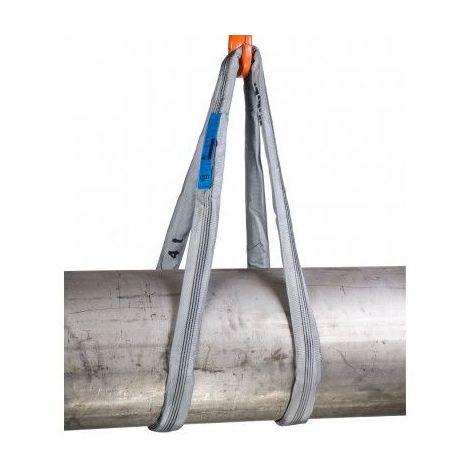Elingue sangle polyester - CMU 4000 kg - plusieurs longueurs