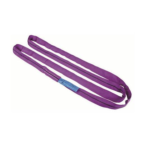 Elingue textile tubulaire ronde de levage PONSA