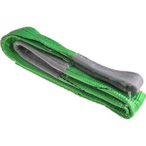 Elingue Vert, traction 2T, longueur 1m