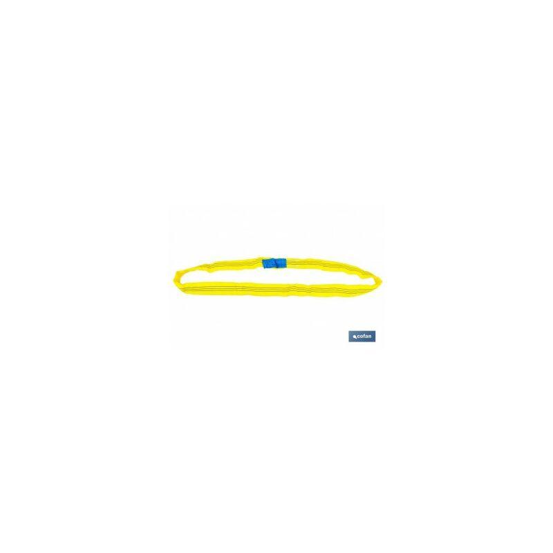 Elingues Tubulaires 1000Kg (Ø10M/5M Longue)