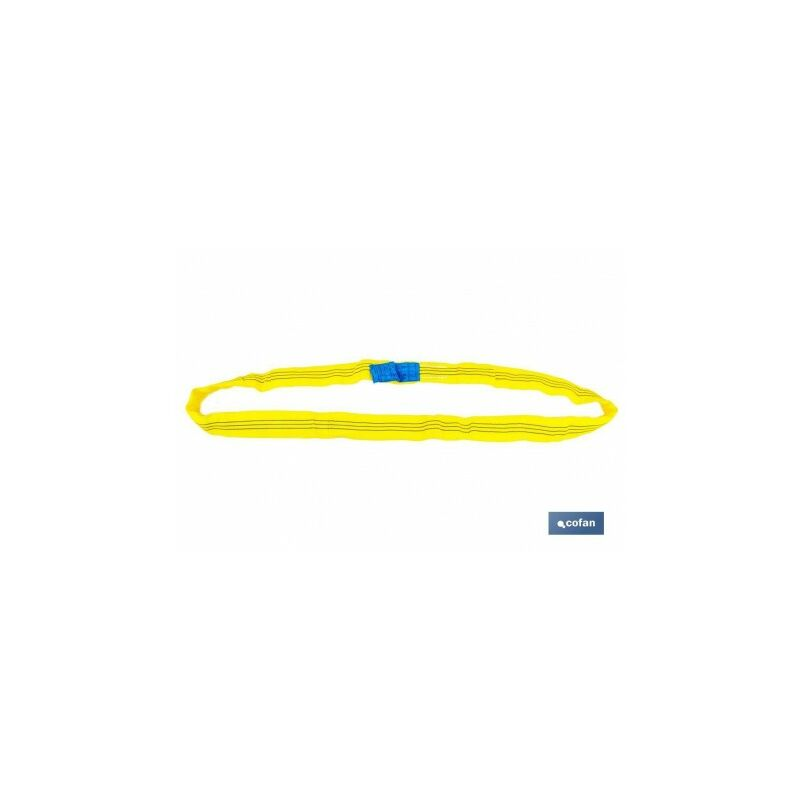 Elingues Tubulaires 3000Kg (Ø10M/5M Longue)