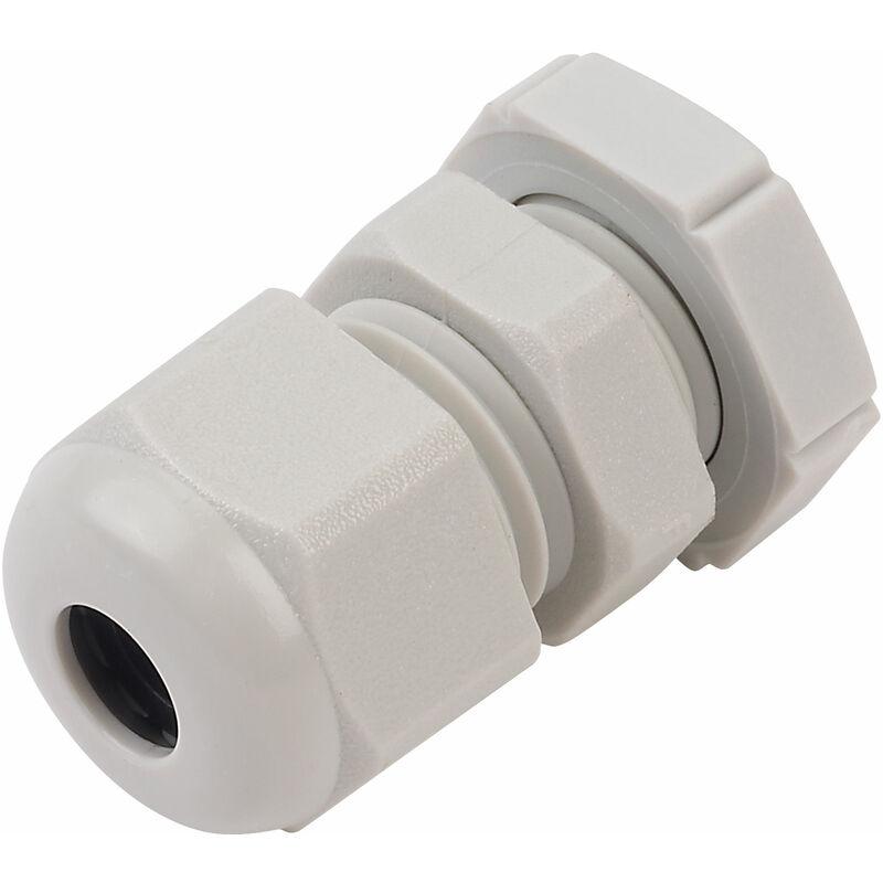 Image of ESP0710GLN Euro Index Cable Gland PG7 Grey - Elkay