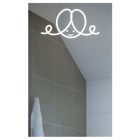 ELLE, Miroir LED Par Joël Guenoun - 80 cm x 50 cm (HxL)