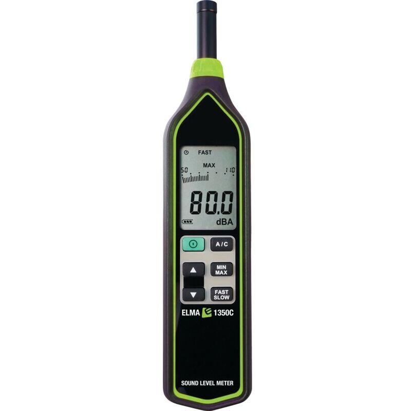 Image of Elma 1350C Digital Sound Level Meter - CIE