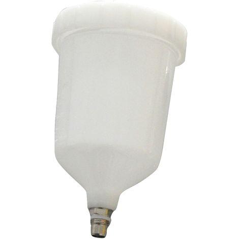 ELMAG Nylon Obertopf Kunststoff 680 ml zu Genesis HTE H20