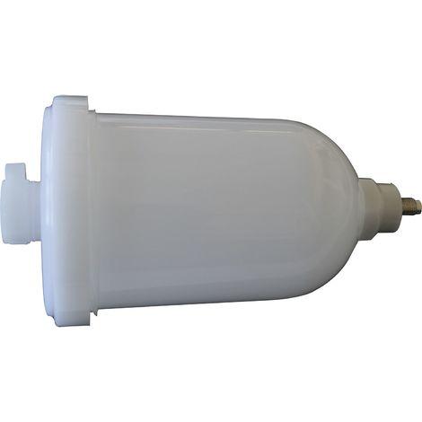 ELMAG Nylon Obertopf Kunststoff 680 ml zu Slim S HVLP