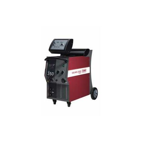 ELMAG Schutzgas-Schweißanlage DIGI-MIG 3000 SYNERGY / DMS 350