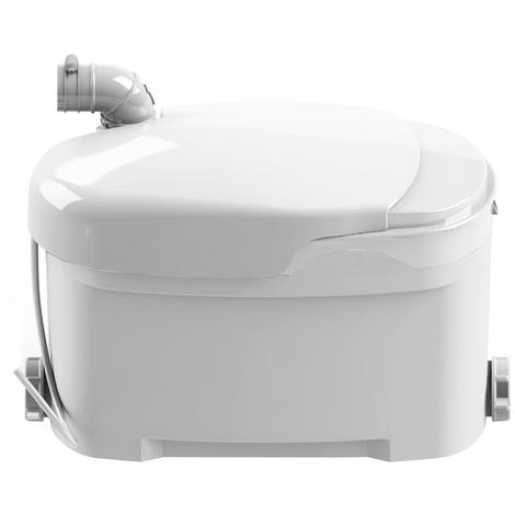 ELOMAC P - DEUTSCHE QUALITÄT : Schmutzwasserpumpe, für den universellen Einsatz im Haushalt