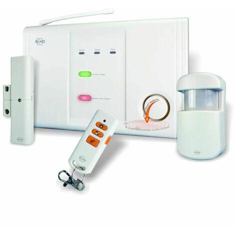 ELRO Sistema de Alarma Inalámbrico Para 2 Zonas
