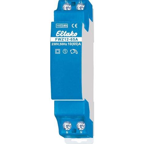 Eltako Funk-Wechselstromzähler FWZ12-65A