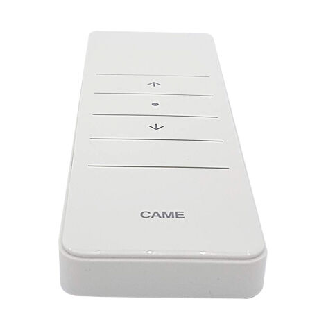 ELVIS Emetteur portable 1 canal blanc CAME - CAME