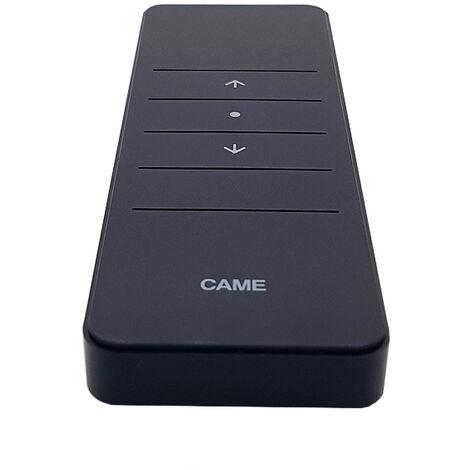 ELVIS Emetteur portable 1 canal noir CAME - CAME