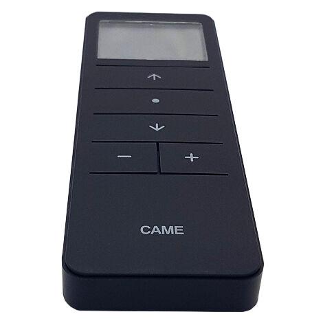 ELVIS Emetteur portable 15 canaux noir CAME - CAME