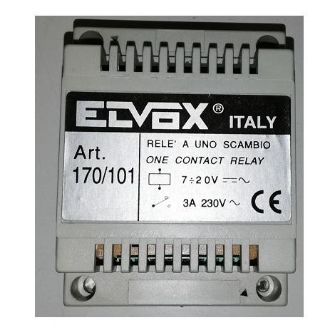 Elvox 170/101 Relai répétition d'appel