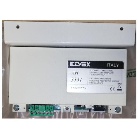 Elvox 3531 Interface téléphonique universelle
